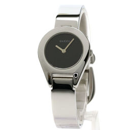 GUCCI【グッチ】 腕時計 ステンレススチール/SS/SS レディース