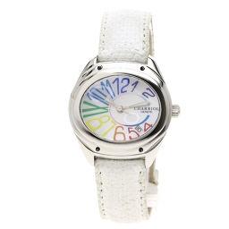 PHILIPPE CHARRIOL【フィリップ・シャリオール】 腕時計 ステンレススチール/レザー/レザー レディース