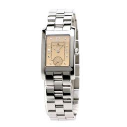 Baume & Mercier【ボーム&メルシェ】 腕時計 ステンレススチール レディース