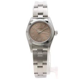ROLEX【ロレックス】 76080 腕時計 ステンレススチール レディース