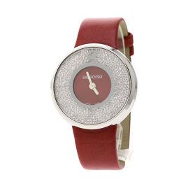 SWAROVSKI【スワロフスキー】 腕時計 ステンレススチール/レザー/レザー レディース