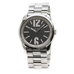 BVLGARI【ブルガリ】 ST42S 7702 腕時計 ステンレススチール/SS/SS メンズ