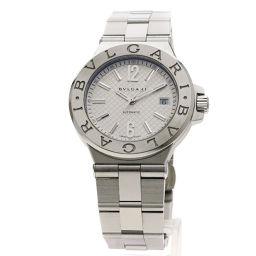 BVLGARI【ブルガリ】 DG40C6SSD 7719 腕時計 ステンレススチール メンズ
