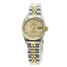 ROLEX【ロレックス】 69173G 腕時計 ステンレススチール/SSxK18YG/SSxK18YGK18YG レディース