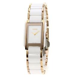 RADO【ラドー】 R20844902 腕時計 ステンレススチール/セラミック/セラミック レディース