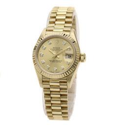 ROLEX【ロレックス】 69178G 腕時計 K18イエローゴールド/K18YG/K18YG レディース