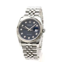 ROLEX【ロレックス】 116234G 腕時計 ステンレススチール/SS/SS メンズ