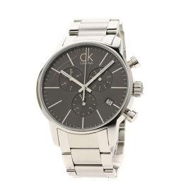 CALVIN KLEIN【カルバンクライン】 K2G271 腕時計 ステンレススチール/SS/SS メンズ