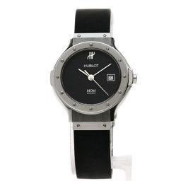 HUBLOT【ウブロ】 7607 腕時計 ステンレススチール/ラバー/ラバー レディース