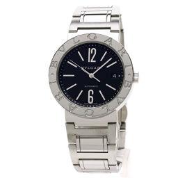 BVLGARI【ブルガリ】 BB38BSSD/N 7820 腕時計 ステンレススチール メンズ