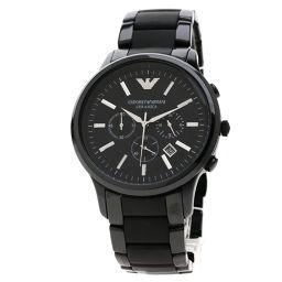 Emporio Armani【エンポリオ・アルマーニ】 AR1451 腕時計 セラミック/セラミック/セラミック メンズ