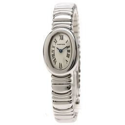 CARTIER【カルティエ】 腕時計 K18ホワイトゴールド/K18WG/K18WG レディース