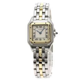 CARTIER【カルティエ】 9358 腕時計 ステンレススチール/SSxK18YG/SSxK18YGK18YG レディース