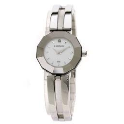 CENTURY【センチュリー】 腕時計 ステンレススチール/SS/SS レディース