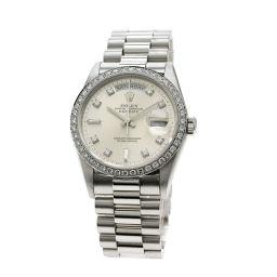 ROLEX【ロレックス】 18346A 腕時計 プラチナPT950/PT950/PT950ダイヤモンド メンズ