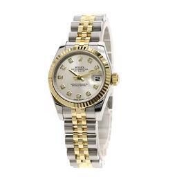 ROLEX【ロレックス】 179173G 腕時計 K18イエローゴールド/SS/SS レディース