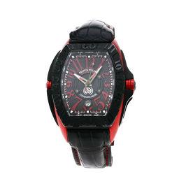 FRANCK MULLER【フランクミュラー】 8900SCJ 腕時計 チタン/クロコダイル/クロコダイル メンズ