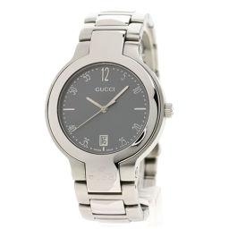 GUCCI【グッチ】 腕時計 ステンレススチール/SS/SS メンズ