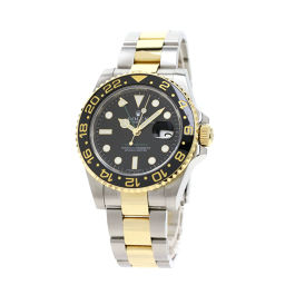 ROLEX【ロレックス】 116713LN 腕時計 ステンレススチール/SSxK18YG/SSxK18YG メンズ