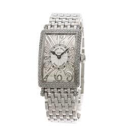 FRANCK MULLER【フランクミュラー】 902QZD 腕時計 K18ホワイトゴールド/K18WG/K18WGダイヤモンド レディース