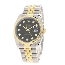 ROLEX【ロレックス】 116233G 腕時計 ステンレススチール/SSxK18YG/SSxK18YG メンズ
