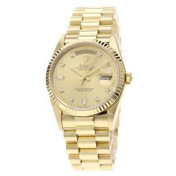 ROLEX【ロレックス】 18238A 腕時計 K18イエローゴールド/K18YG/K18YG メンズ