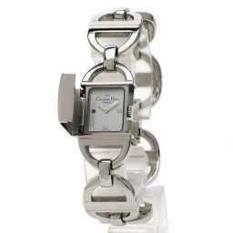 Christian Dior【クリスチャンディオール】 D78-100 腕時計 ステンレススチール/SS/SS レディース