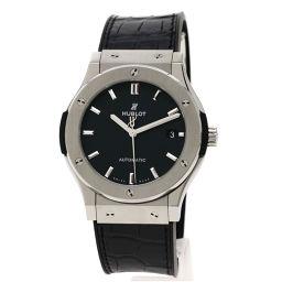 HUBLOT【ウブロ】 551.NX.1171.LR 腕時計 チタン/アリゲーターラバー/アリゲーターラバー メンズ