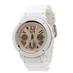 CASIO【カシオ】 腕時計 ステンレススチール/ラバー/ラバー レディース