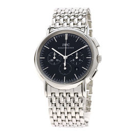 IWC【インターナショナルウォッチカンパニー】 IW372406 腕時計 ステンレススチール/SS/SS メンズ