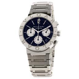 BVLGARI【ブルガリ】 BB38SSDCH 7820 腕時計 ステンレススチール/SS/SS メンズ