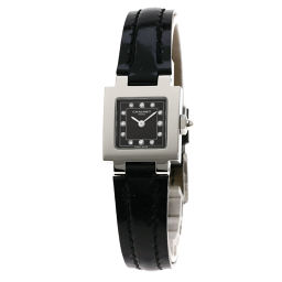 Chaumet【ショーメ】 腕時計 ステンレススチール/革/革 レディース