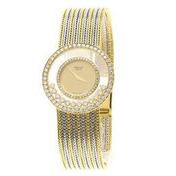 Chopard【ショパール】 21/2684 腕時計 K18イエローゴールド/K18YGxK18WG/K18YGxK18WGダイヤモンド メンズ