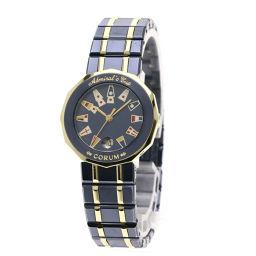 CORUM【コルム】 39.610.31 V52 7502 腕時計 K18イエローゴールド/SSxK18YG レディース