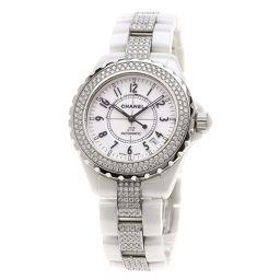 CHANEL【シャネル】 H1422 腕時計 セラミック/セラミックxダイヤモンド/セラミックxダイヤモンドダイヤモンド メンズ
