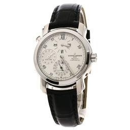Vacheron Constantin【ヴァシュロン・コンスタンタン】 42005/1 腕時計 K18ホワイトゴールド/革/革 メンズ
