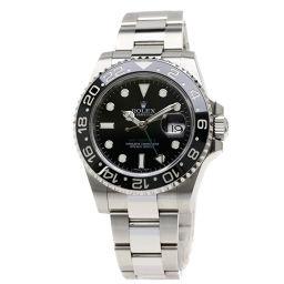 ROLEX【ロレックス】 116710LN 腕時計 ステンレススチール/SS/SS メンズ