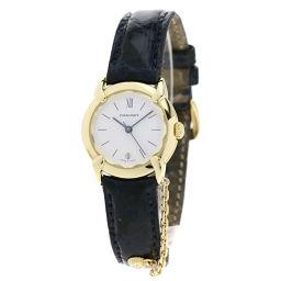 Chaumet【ショーメ】 腕時計 K18イエローゴールド/革/革 レディース