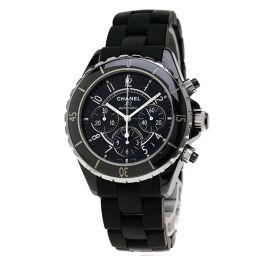 CHANEL【シャネル】 H0939 腕時計 セラミック/ラバー/ラバー メンズ