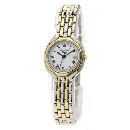 Christian Dior【クリスチャンディオール】 腕時計 ステンレススチール/SSxGP レディース