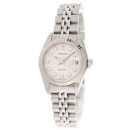 ROLEX【ロレックス】 79174G 腕時計 ステンレススチール/SSxK18WG/SSxK18WG レディース