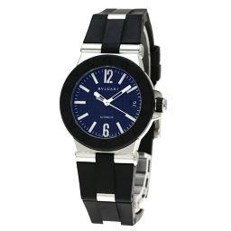 BVLGARI【ブルガリ】 DG35BSVD 7719 腕時計 ステンレススチール/ラバー/ラバー メンズ