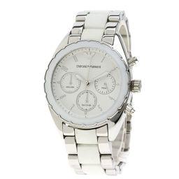 Emporio Armani【エンポリオ・アルマーニ】 腕時計 ステンレススチール/ラバーxSS メンズ