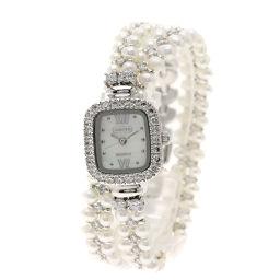 ABISTE【アビステ】 腕時計 ステンレススチール レディース