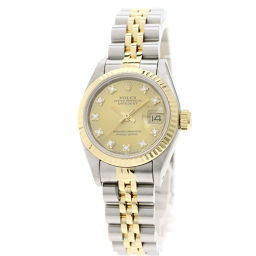 ROLEX【ロレックス】 69173G 腕時計 ステンレススチール/SSxK18YG レディース
