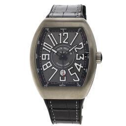 FRANCK MULLER【フランクミュラー】 V45SCDT 7534 腕時計 チタン/クロコダイル/ラバー/クロコダイル/ラバー メンズ