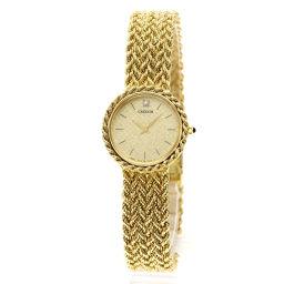 SEIKO【セイコー】 1270-0011 腕時計 K18イエローゴールド/K18YG/K18YG レディース