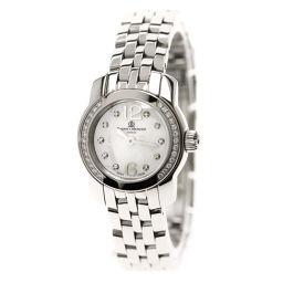 Baume & Mercier【ボーム&メルシェ】 腕時計 ステンレス/SS/SS レディース