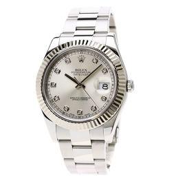 ROLEX【ロレックス】 116334G 腕時計 K18ホワイトゴールド/SSxK18WG/SSxK18WG メンズ