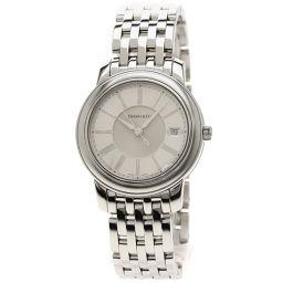 TIFFANY&Co.【ティファニー】 腕時計 ステンレススチール/SS/SS メンズ